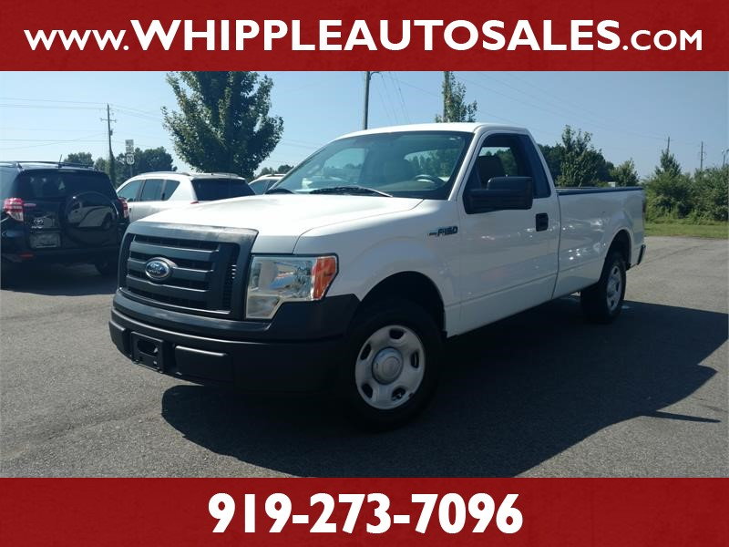 2009 FORD F-150 XL LONG BED for sale by dealer