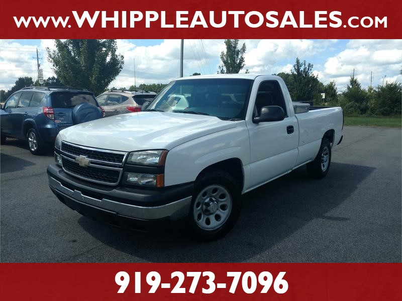 2006 CHEVROLET SILVERADO  for sale by dealer