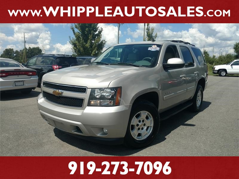 2007 CHEVROLET TAHOE LT (1-OWNER) for sale by dealer