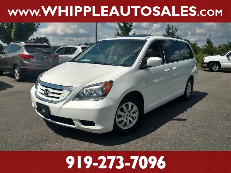 2009 HONDA ODYSSEY EX-L (1-OWNER) for sale by dealer