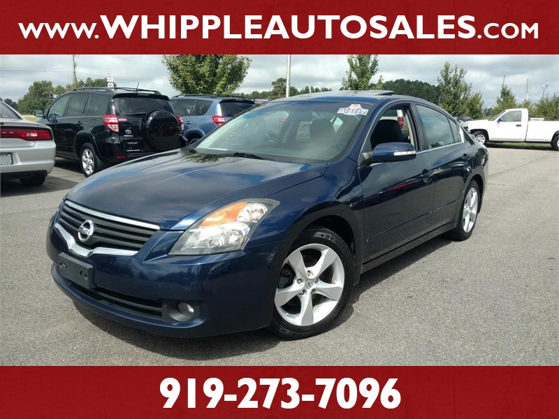 2009 NISSAN ALTIMA 3.5SE (1-OWNER) for sale by dealer