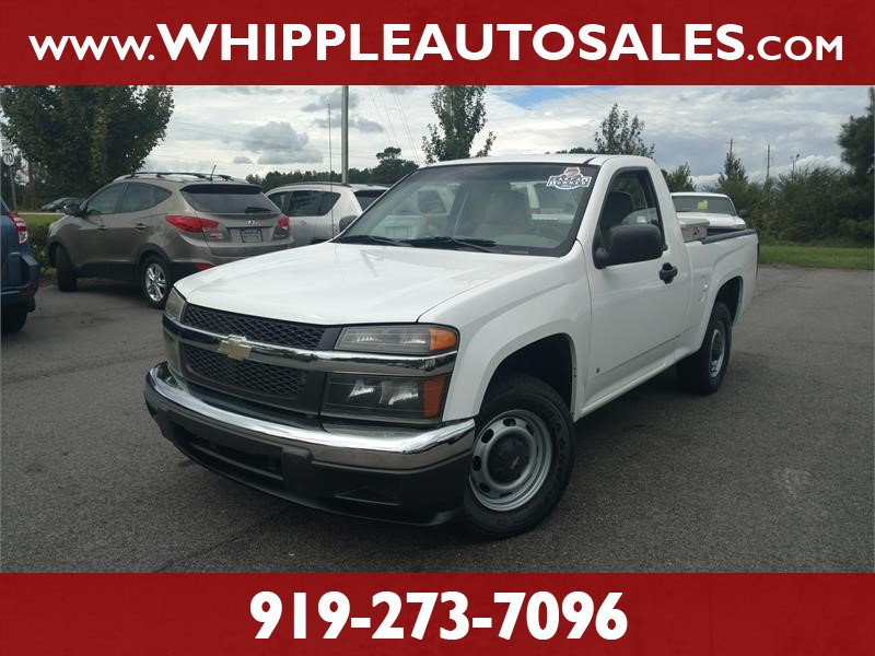 2006 CHEVROLET COLORADO (1-OWNER) for sale by dealer