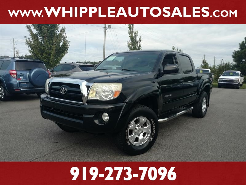 2006 TOYOTA TACOMA PRERUNNER DOUBLECAB for sale by dealer