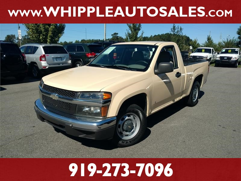 2007 CHEVROLET COLORADO (1-OWNER) for sale by dealer