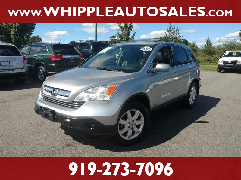 2008 HONDA CR-V EX-L (1-OWNER) for sale by dealer