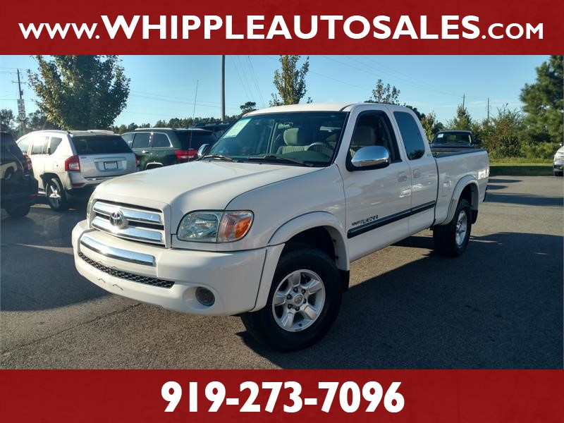 2005 TOYOTA TUNDRA SR5 ACCESSCAB For Sale By Dealer