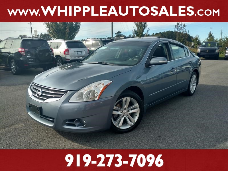 2011 NISSAN ALTIMA SR for sale by dealer