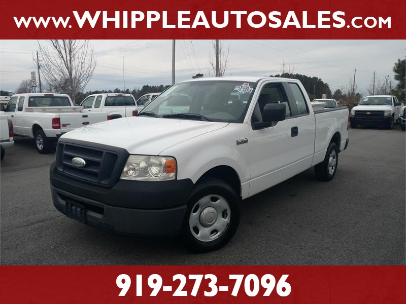 2008 FORD F-150 XL SUPERCAB (1-OWNER) for sale by dealer