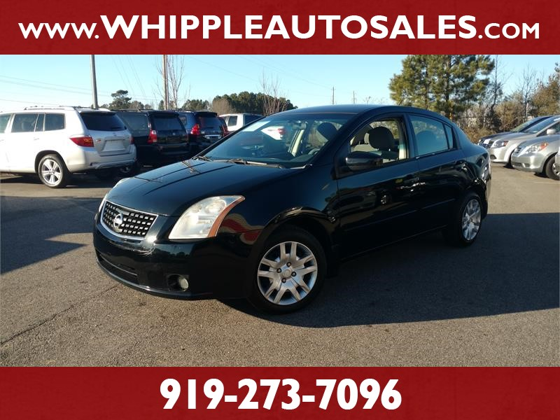 2008 NISSAN SENTRA S for sale by dealer