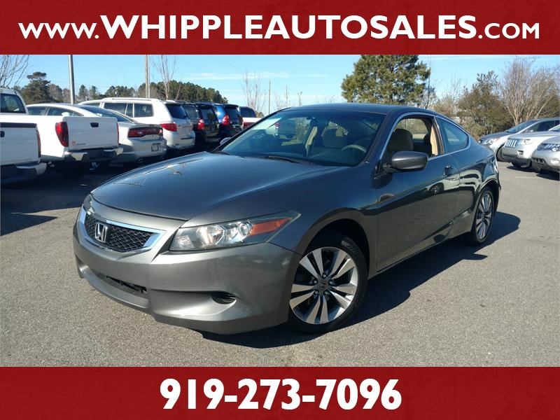 2009 HONDA ACCORD EX for sale by dealer