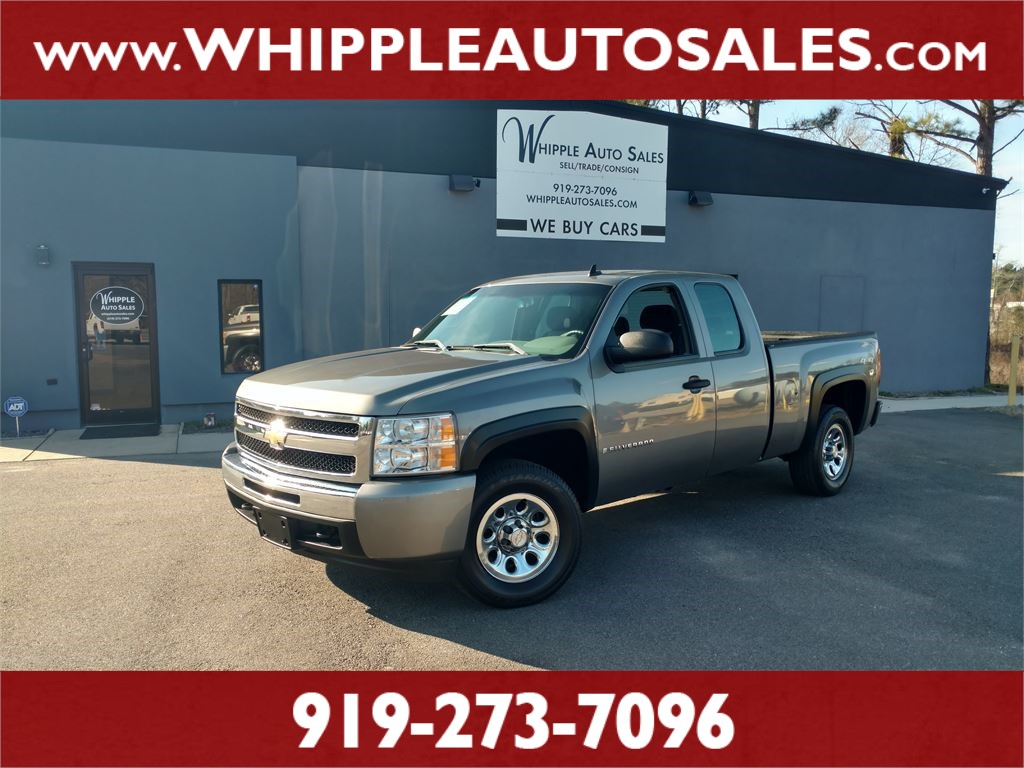 2009 CHEVROLET SILVERADO LS (1-OWNER) for sale by dealer