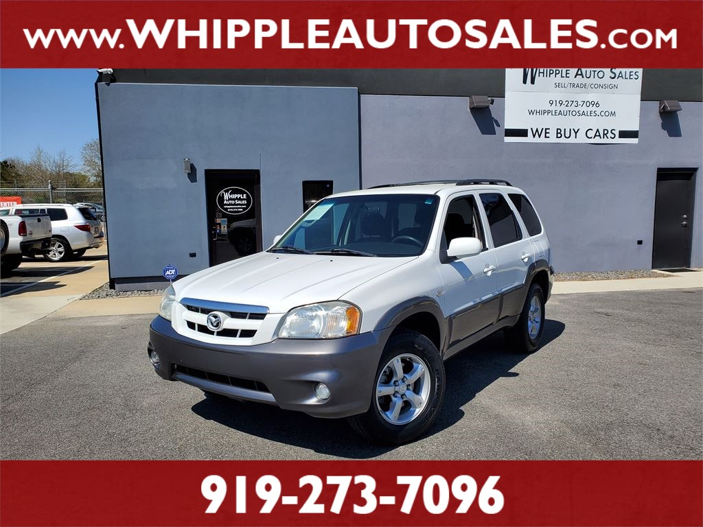 2005 MAZDA TRIBUTE S (1-OWNER) for sale by dealer