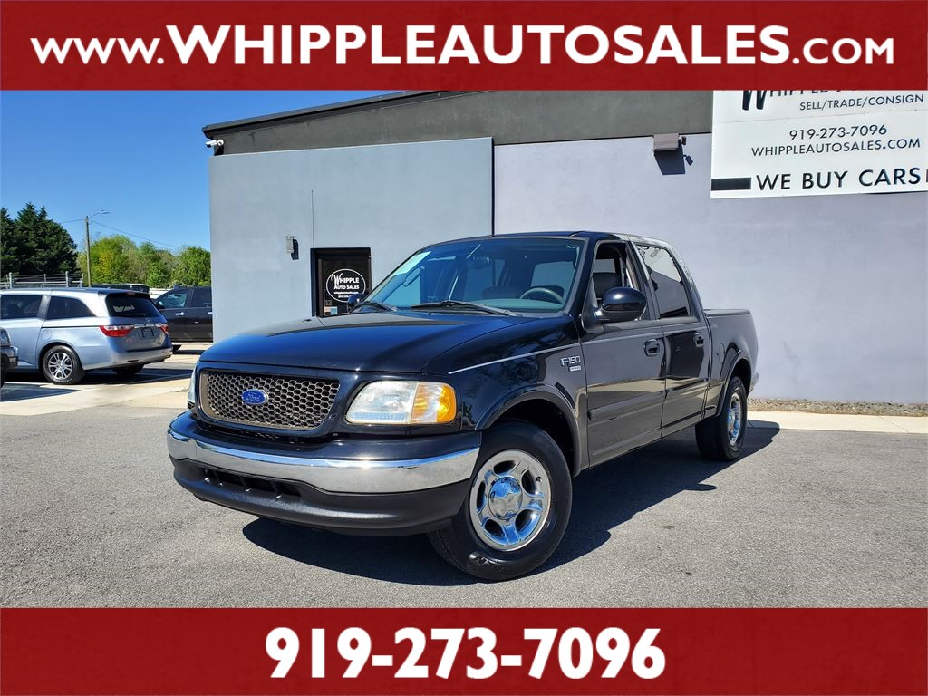 2003 FORD F-150 LARIAT SUPERCREW for sale by dealer