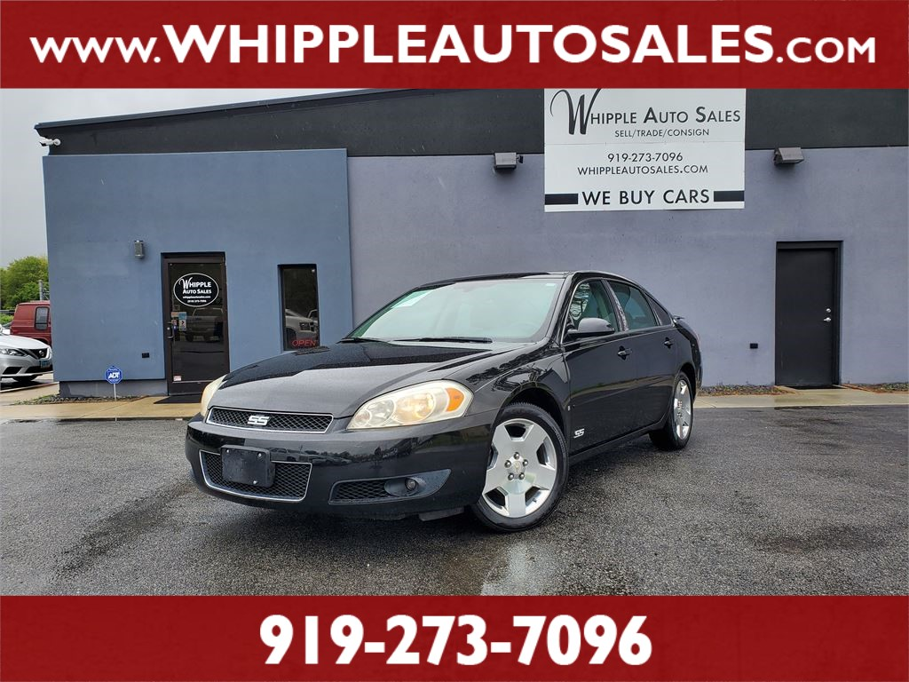 2006 CHEVROLET IMPALA SS for sale by dealer