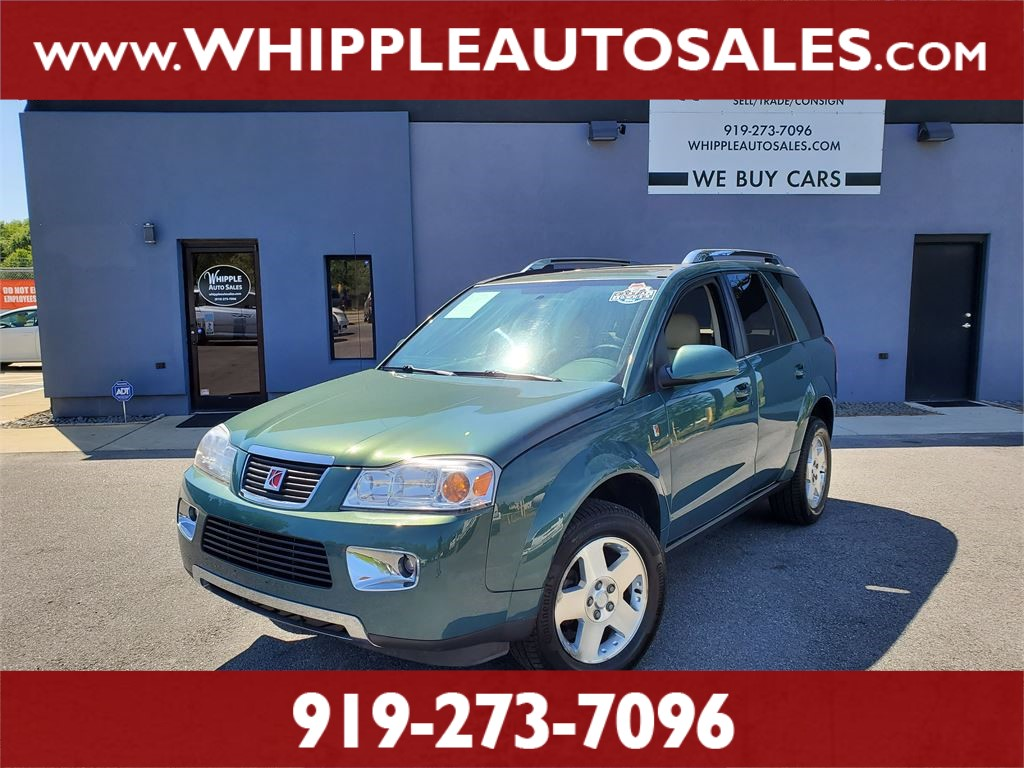 2007 Saturn Vue 1 Owner