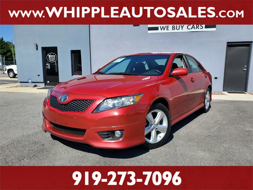 2011 TOYOTA CAMRY SE for sale by dealer