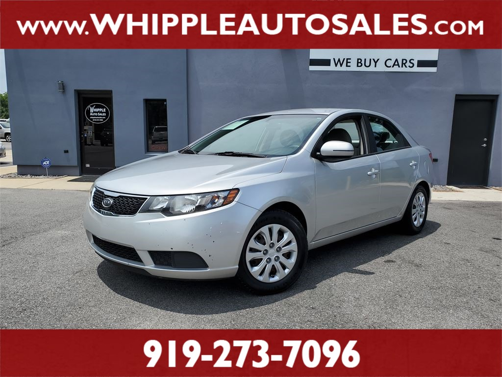 2013 KIA FORTE EX for sale by dealer