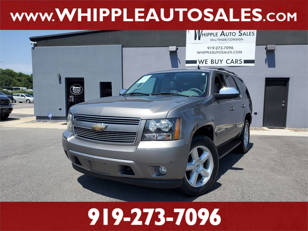 2008 CHEVROLET TAHOE LT for sale by dealer