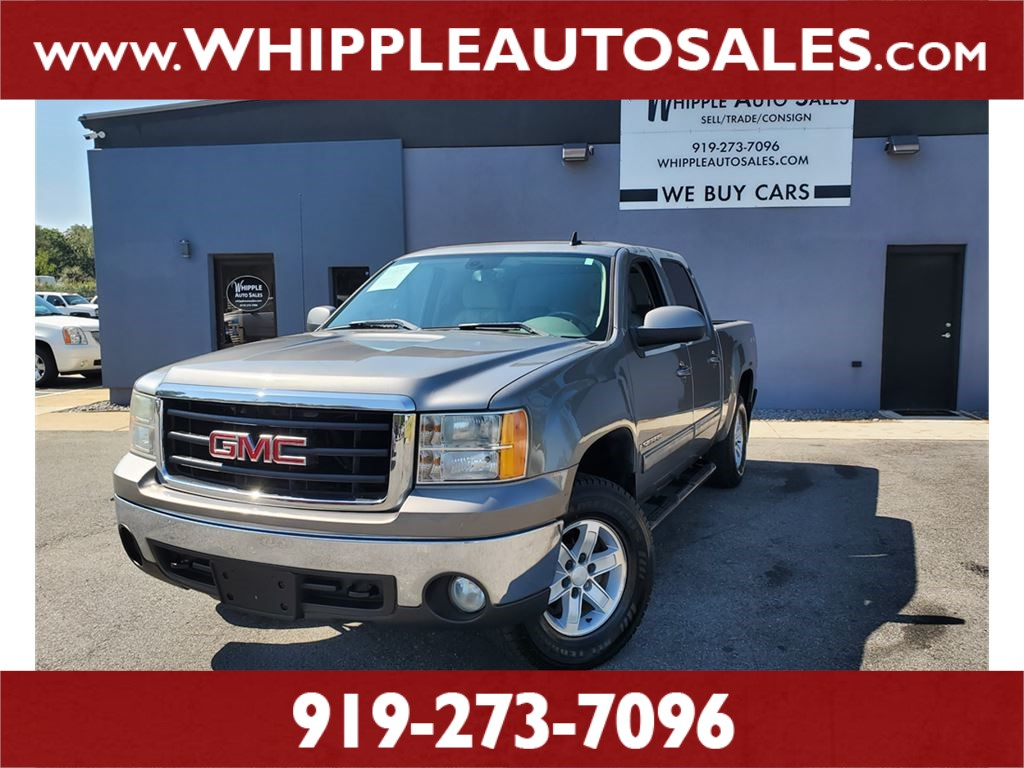 2007 Gmc Sierra For Sale >> 2007 Gmc Sierra Slt