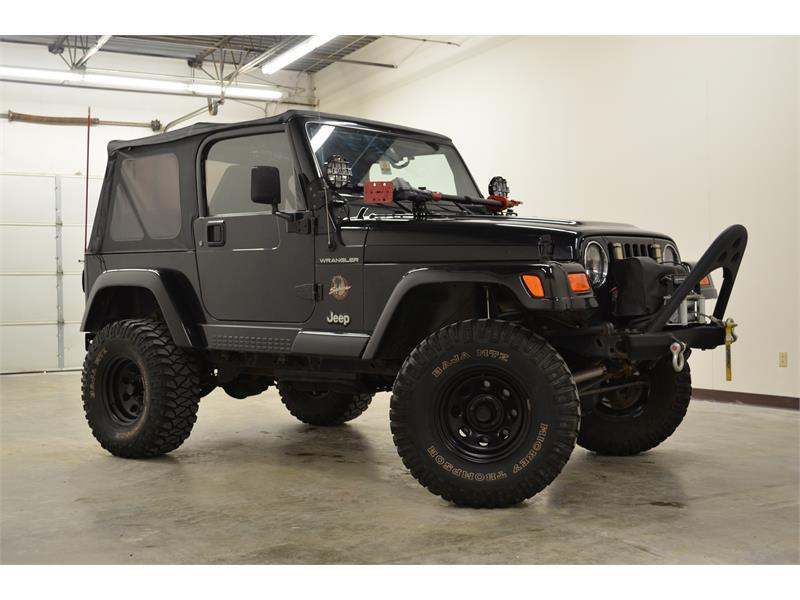 2002 jeep wrangler sahara tj for sale in greensboro. Black Bedroom Furniture Sets. Home Design Ideas
