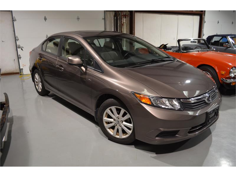 2012 honda civic ex l for sale in greensboro