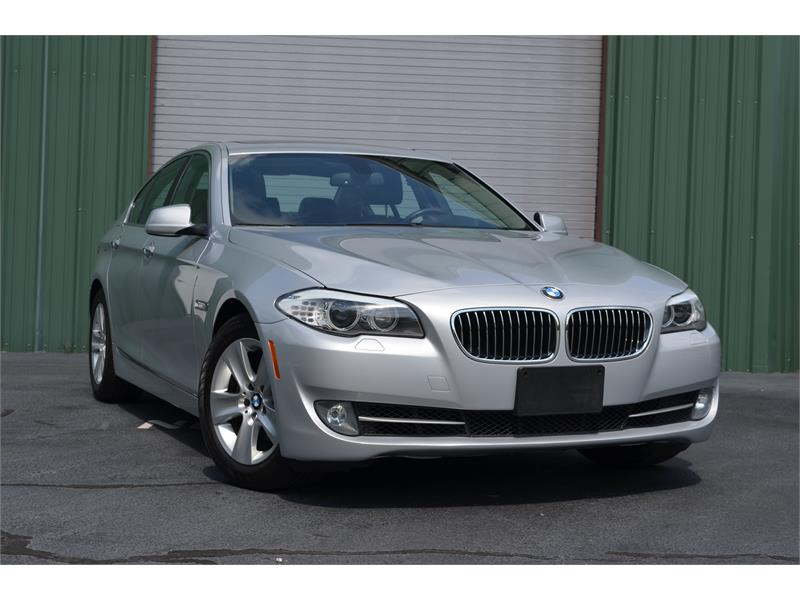 2013 BMW 5-Series 528i xDrive for sale by dealer
