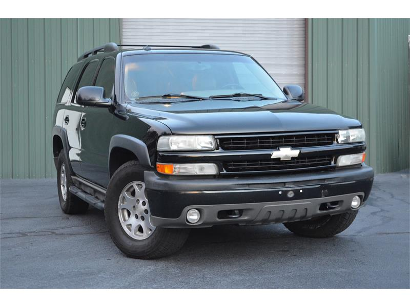 2003 Chevrolet Tahoe 4WD for sale by dealer