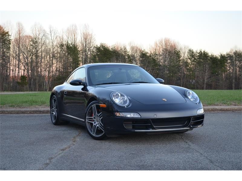 2008 Porsche 911 Carrera 4S Coupe 6-speed for sale by dealer
