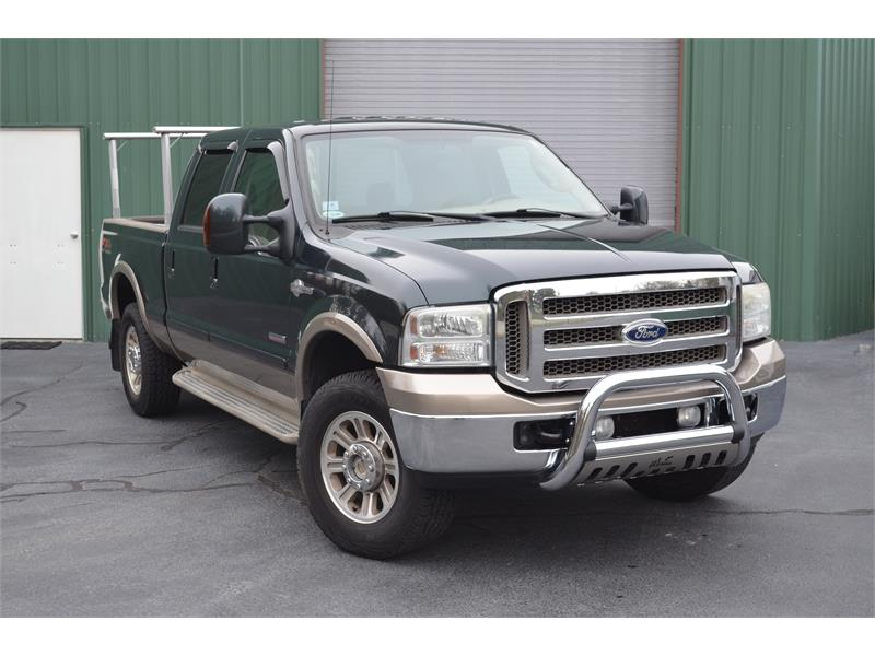 2005 Ford F-250 King Ranch Crew Cab Long Bed 4WD for sale by dealer