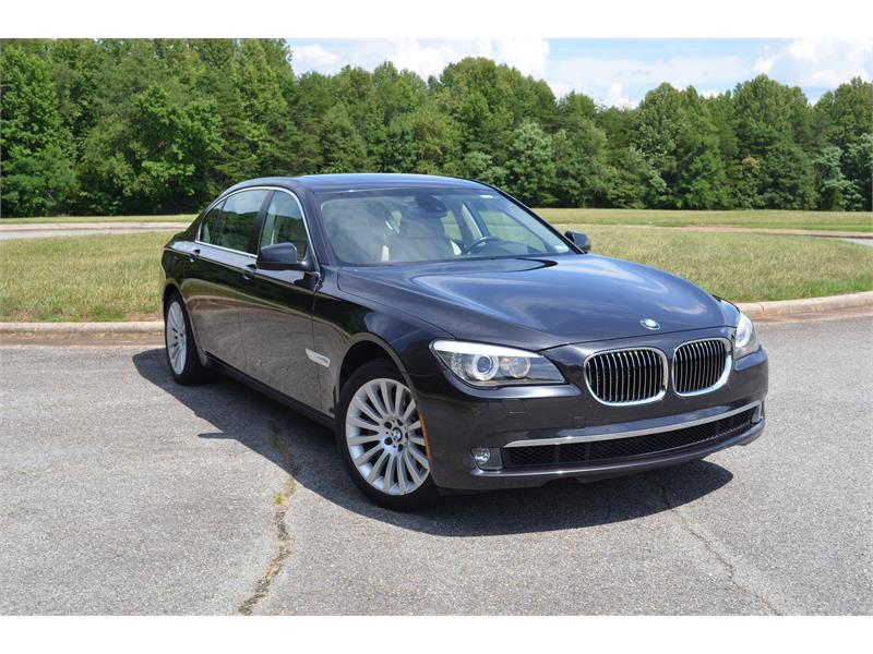 2012 BMW 7-Series 750Li for sale by dealer