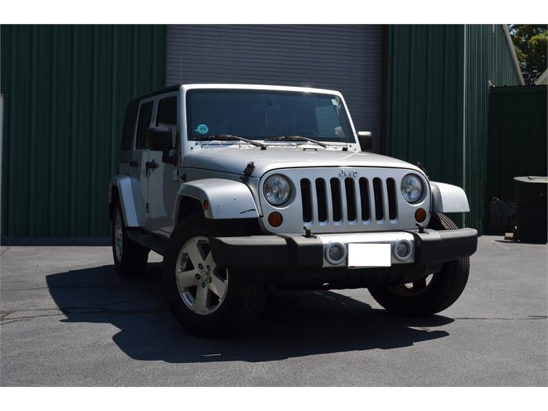 2008 Jeep Wrangler Unlimited Sahara 4WD for sale by dealer
