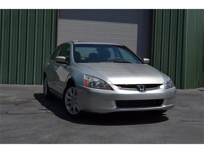 2006 Honda Accord EX V-6 Sedan AT w/ XM Radio for sale by dealer