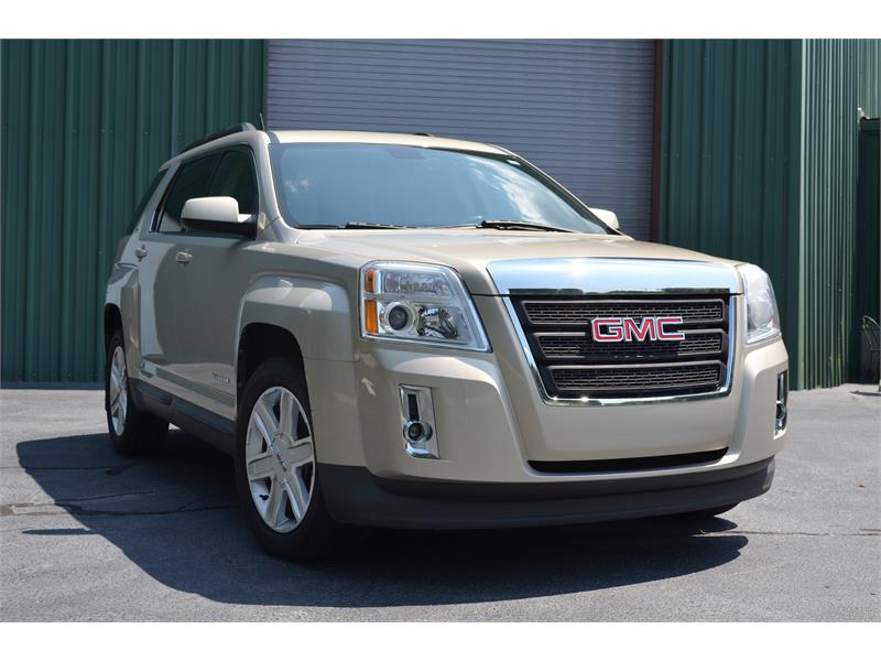 2011 GMC Terrain SLT1 FWD for sale by dealer
