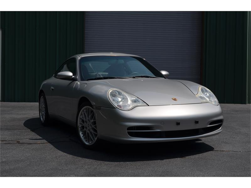 2003 Porsche 911 Carrera Coupe for sale by dealer