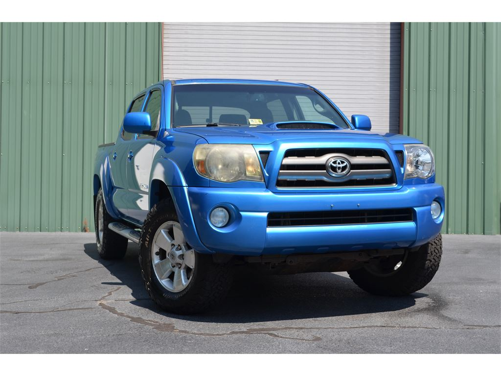 2009 Toyota Tacoma TRD Sport Double Cab V6 4WD for sale by dealer