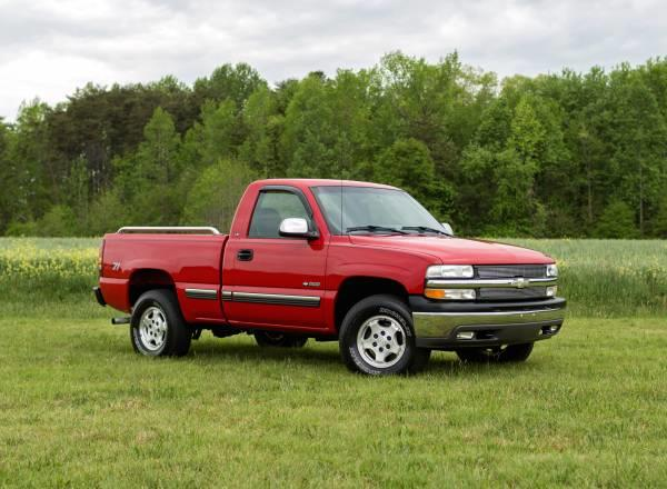1999 chevrolet silverado 1500 regular cab short bed 4wd for sale in stokesdale. Black Bedroom Furniture Sets. Home Design Ideas