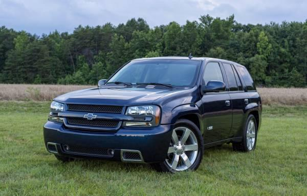 2008 Chevrolet Trailblazer SS3 2WD for sale by dealer