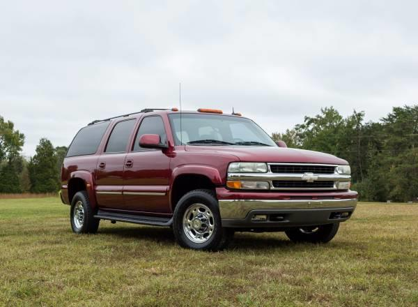 2003 Chevrolet Suburban 2500 4WD for sale in Stokesdale