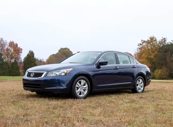 2008 Honda Accord LX-P Sedan AT for sale in Stokesdale