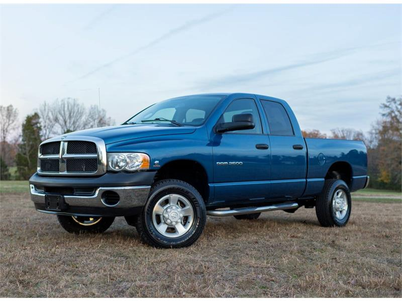 2004 Dodge Ram 2500 ST Quad Cab 4WD for sale in Stokesdale