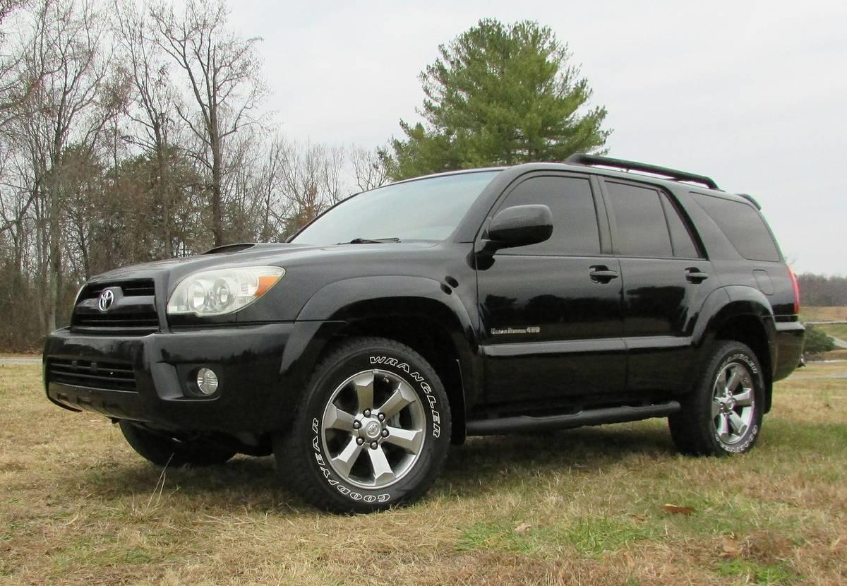 2008 Toyota 4Runner SR5 4WD for sale in Stokesdale