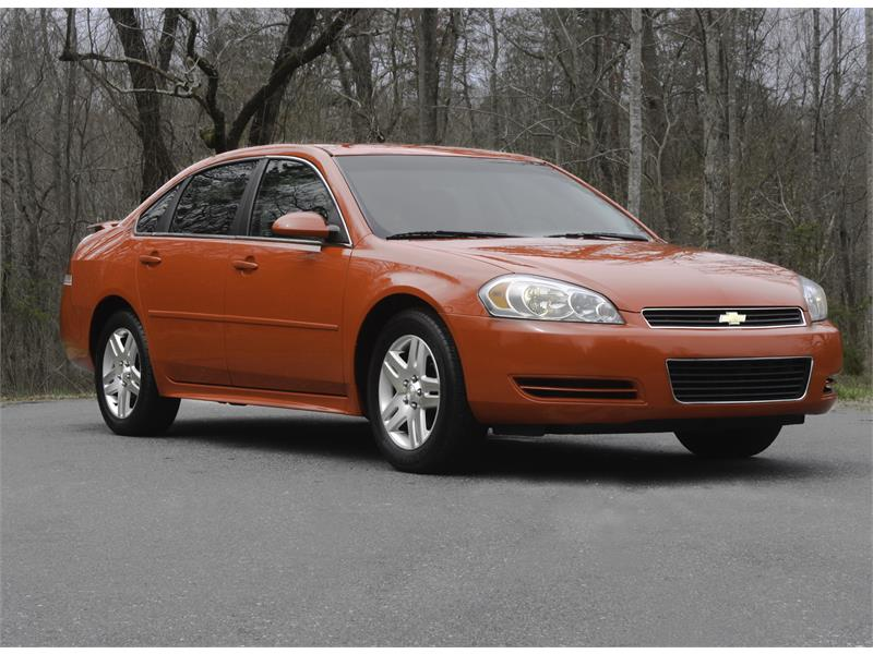 2012 Chevrolet Impala LT (Fleet) for sale by dealer
