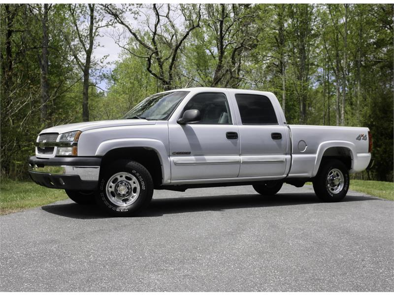 2003 Chevrolet Silverado 1500 HD LT Crew Cab 4WD for sale by dealer