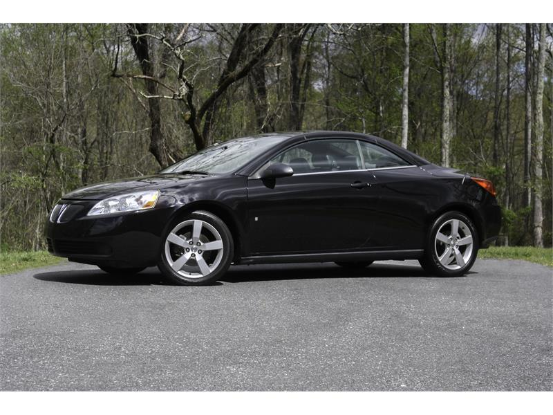 2007 Pontiac G6 GT Convertible Stokesdale NC