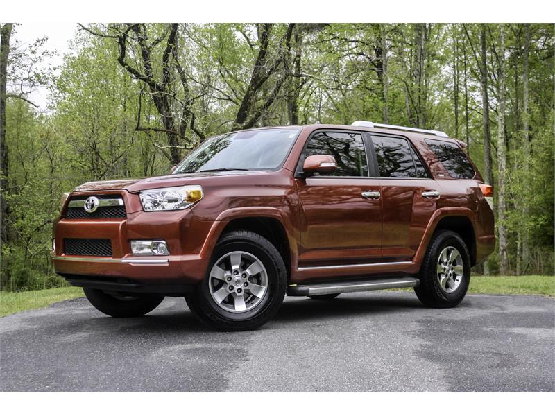 2012 Toyota 4Runner SR5 4WD for sale by dealer