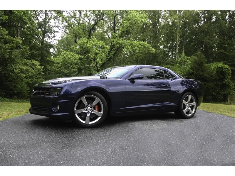2010 Chevrolet Camaro 2SS Coupe for sale by dealer