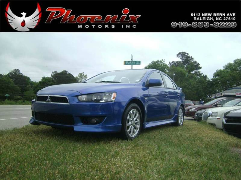 2010 Mitsubishi Lancer ES 4dr Sedan 5M for sale by dealer