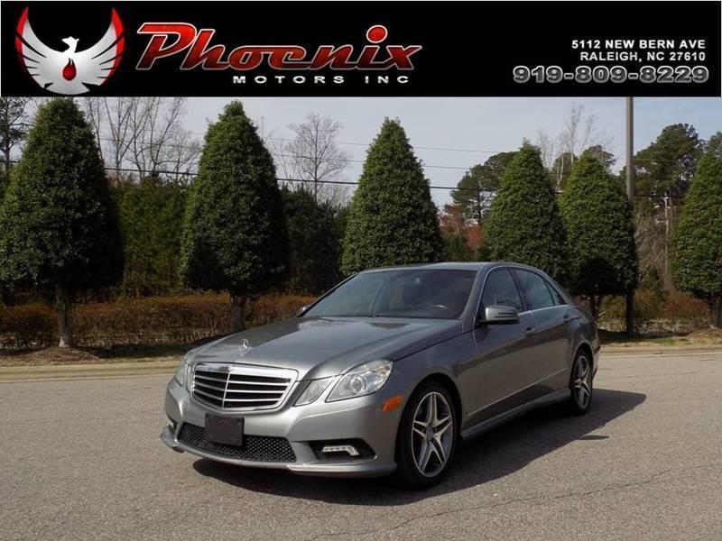 2011 Mercedes-Benz E-Class E 350 Luxury 4MATIC AWD 4dr Sedan for sale by dealer