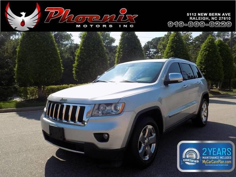 2011 Jeep Grand Cherokee Limited 4x2 4dr SUV for sale by dealer