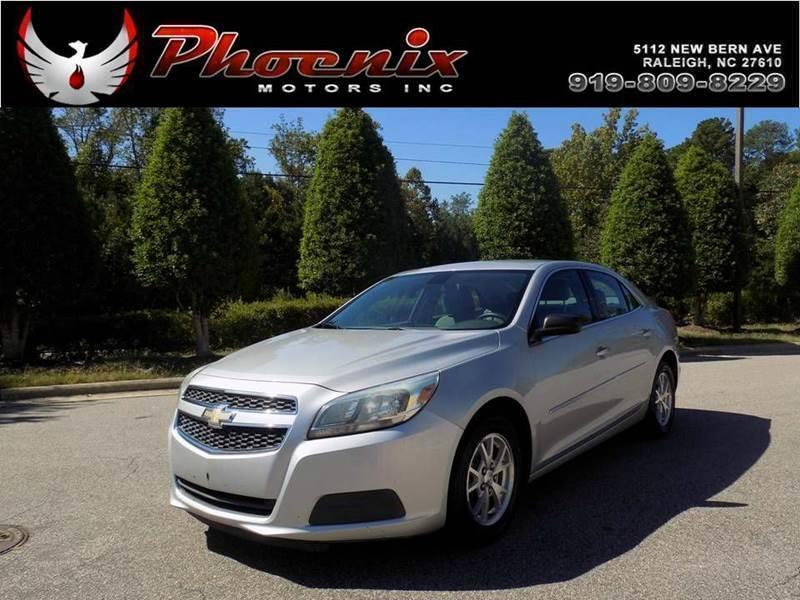2013 Chevrolet Malibu LS Fleet 4dr Sedan for sale by dealer